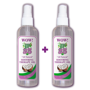 WOW! JF23 Soothing Therapy Oil * BUY 1 BOTTLE – GET 1 HALF PRICE